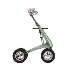 Déambulateur 4 roues Carbon Overland