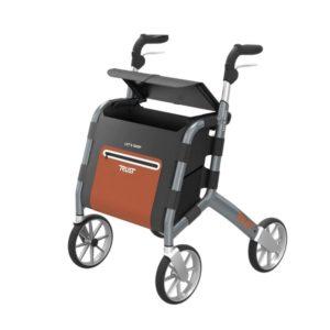 Déambulateur 4 roues lets shop